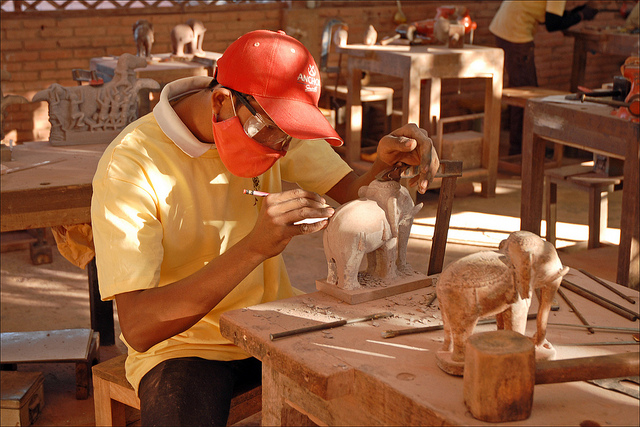 Conseils essentiels pour commencer la sculpture sur bois