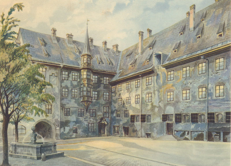 peinture hitler